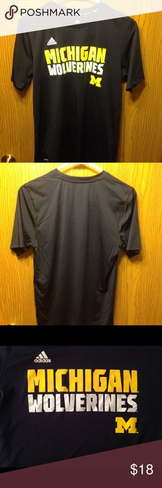 NWT Men/'s Adidas Climalite SS Fireball Short Sleeved T-Shirt-Variety