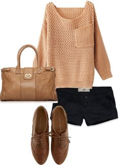 """brogues"" by valentinelove17 on Polyvore"