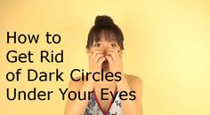 dark circle Do you have Dark circles under the eyes? Are you concerned about them? Here is a quick video from the Face Yoga Method, it works. Pilates, Face Yoga Method, Yoga Facial, Face Yoga Exercises, Dark Circle Remedies, Natural Face Lift, Dark Circles Treatment, Acne Face Wash, Dark Circles Under Eyes