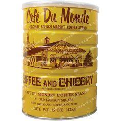 Café Du Monde® chicory coffee