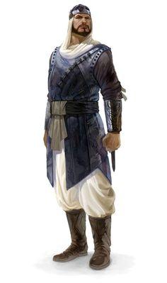 Damat Ali Pasha - The Vizier https://www.facebook.com/CharacterDesignReferences