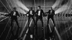 In the video for Justin Timberlake's new single, the entertainer teams up with David Fincher and Jay-Z for an exercise in excessive elegance.