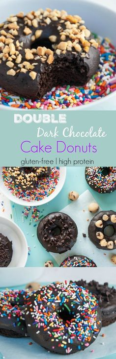 High Protein Gluten-Free Ultimate Healthy Donut Recipe
