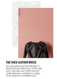 Kim Karshashian Leather Dress / gif