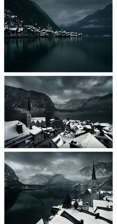 photography, Akos Major Works, nature, snow