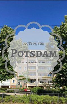 Ab ging es nach Potsdam für ein verlängertes Wochenende. Vier Tage zwischen Schlössern mit Geschichte und Geschichten mit Kulissen. Genau der richtige Mix für einen Kurzurlaub...