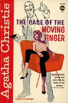 The Case of the Moving Finger