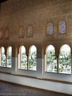 Oratorio del Mexuar en la Alhambra.  http://www.costatropicalevents.com/en/costa-tropical-events/andalusia/cities/granada.html