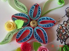 Faith's Quilling: Art of quilling, Paper craft, Quilled flowers, Quilling, Wall-hangings
