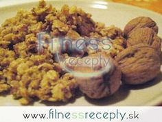 Orechovo  ovsená pražená kaša Grains, Rice, Vegetables, Breakfast, Fitness, Food, Morning Coffee, Veggies, Vegetable Recipes