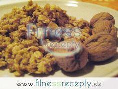 Zdravé fitness recepty - Orechovo - Ovsená pražená kaša