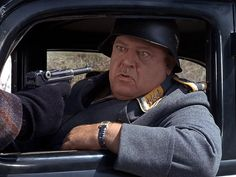 Lol John Banner as Sgt.Schultz in the tv show Hogan's Hero's