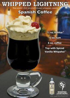 recipe: spanish coffee cocktail recipe [39]