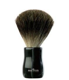 Brocha de afeitar BETER, tejón