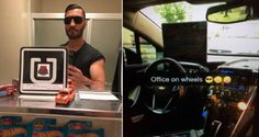 Uber Driver Makes over $90,000 in Six Months without Actually Driving - http://www.odditycentral.com/news/uber-driver-makes-over-90000-in-six-months-without-actually-driving.html