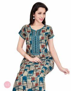 92 Best Cotton Nighties images  3a782a0c0