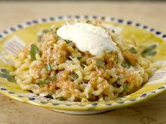 Fusilli with Fresh Pomodoro