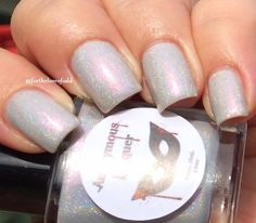 Anonymous Lacquer - Glamoured - Hella Holo Customs Exclusive - December 2016