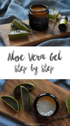 Abfallfrei Aloe Vera Gel selber machen - Step by Step 🌿 Best Nutrition Food, Protein Nutrition, Nutrition Products, After Sun, Aloe Vera Uses, High Energy Foods, Good Health Tips, Natural Cosmetics, Home