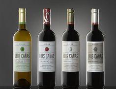 Partiendo de la filosofía de que sólo de las mejores uvas se pueden conseguir los mejores vinos, en Bodegas Luis Cañas (Rioja-España) cada cepa es cuidada con mimo! Ven a Vinos Nobles!