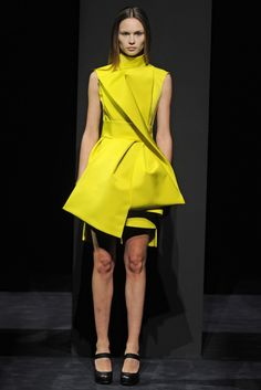 Dice Kayek Couture Fall 2014 [Photo by Dominique Maître]