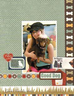 *Good Dog* - Scrapbook.com