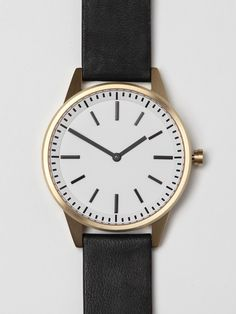 wrist watch - simple, not too much flare