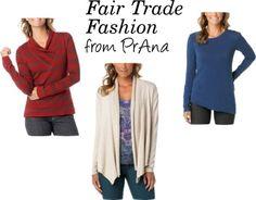 prana fair trade fashion {ends 10/24}
