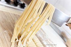 Cucinare con amore: Domácí těstoviny Diet