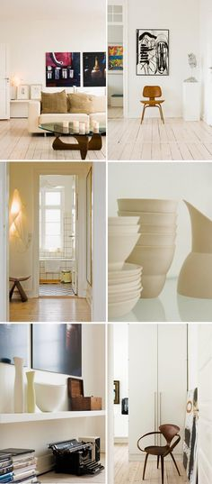 copenhagen apartment | the style files