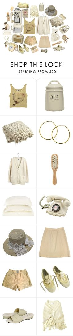 """""""Still Waiting for an Answer"""" by twistedvine ❤ liked on Polyvore featuring Kiss That Frog, CB2, Melissa Odabash, Acne Studios, White Ice, Retrò, Michael Van Clarke, ExceptionalSheets, Jellycat and St. John"""
