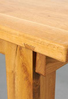 Holzmaserung Hervorheben esstisch akazie 160x90 cm massivholz mit maserung