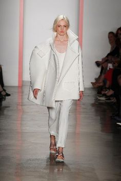 Parsons The New School for Design Spring 2014 Ready-to-Wear Collection on Style.com: Runway Review