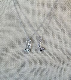 Mother & child(ren) love necklace $15  Option A - Mother & 1 child Option B - Mother & 2 children