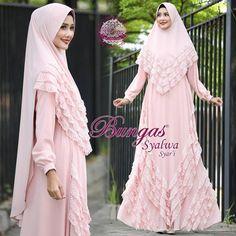 Abaya Fashion, Fashion Wear, Womens Fashion, Hijab Dress, Hijab Outfit, Kids Frocks, Long Torso, Shirt Dress, Wedding Dresses