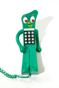 Loved Gumby when I was younger!!!!
