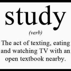 Definitation of study