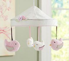 Mobiles, Hanging Mobiles & Hanging Decor | Pottery Barn Kids
