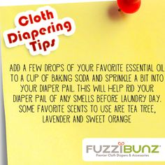 Tips + Tricks To Assist with Your Cloth Diapering Journey. http://www.fuzzibunz.com/#_l_8p
