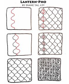 How to draw LANTERN-PHO « TanglePatterns.com