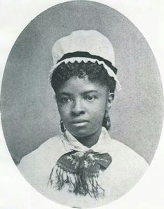 Mary Mahoney, born1845, was the first African-American woman to be professionally trained as a nurse in 1879.