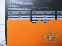 Boxes from the Envelope Punch Board ~ tips to figure it out in different sizes! ~