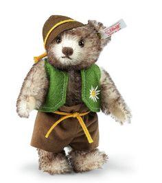 Steiff EAN 673863 Peter Teddy Bear