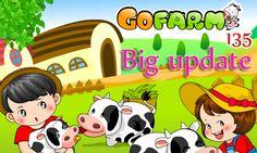 """GoFarm sau một thời gian dài vắng bóng trên thị trường game mobile Việt thì giờ đây game thủ yêu thích goFarm lại có dịp thưởng thức """"món ăn..."""
