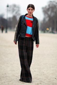 Racing Stripes | Street Fashion | Street Peeper | Global Street Fashion and Street Style