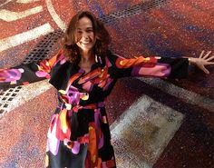 Interview of Esther Levy, the cool-hunter addicted to colours