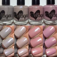 My Nail Polish Obsession: ellagee The Business Bitch