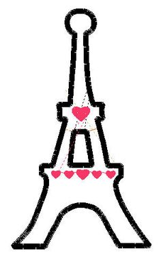 This listing is for a Paris Eiffel Tower Embroidery Design Machine Applique. With your purchase you will receive the applique in 3 sizes: and This design is created to be used on an embroidery machine. Paris Torre Eiffel, Paris Eiffel Tower, Machine Applique, Machine Embroidery Designs, Paris Party, Arts And Crafts Projects, Cricut Vinyl, Cross Stitch Embroidery, Crochet Projects
