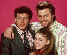 My Two Dads - Loved this show!