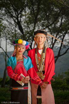 Tsou 鄒族 Aboriginal Tribe, Taiwan Indigenous Peoples Culture Park, Sandimen, Pingtung County, Taiwan